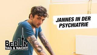 Berlin - Tag & Nacht - Jannes in der Psychiatrie #1722 - RTL II