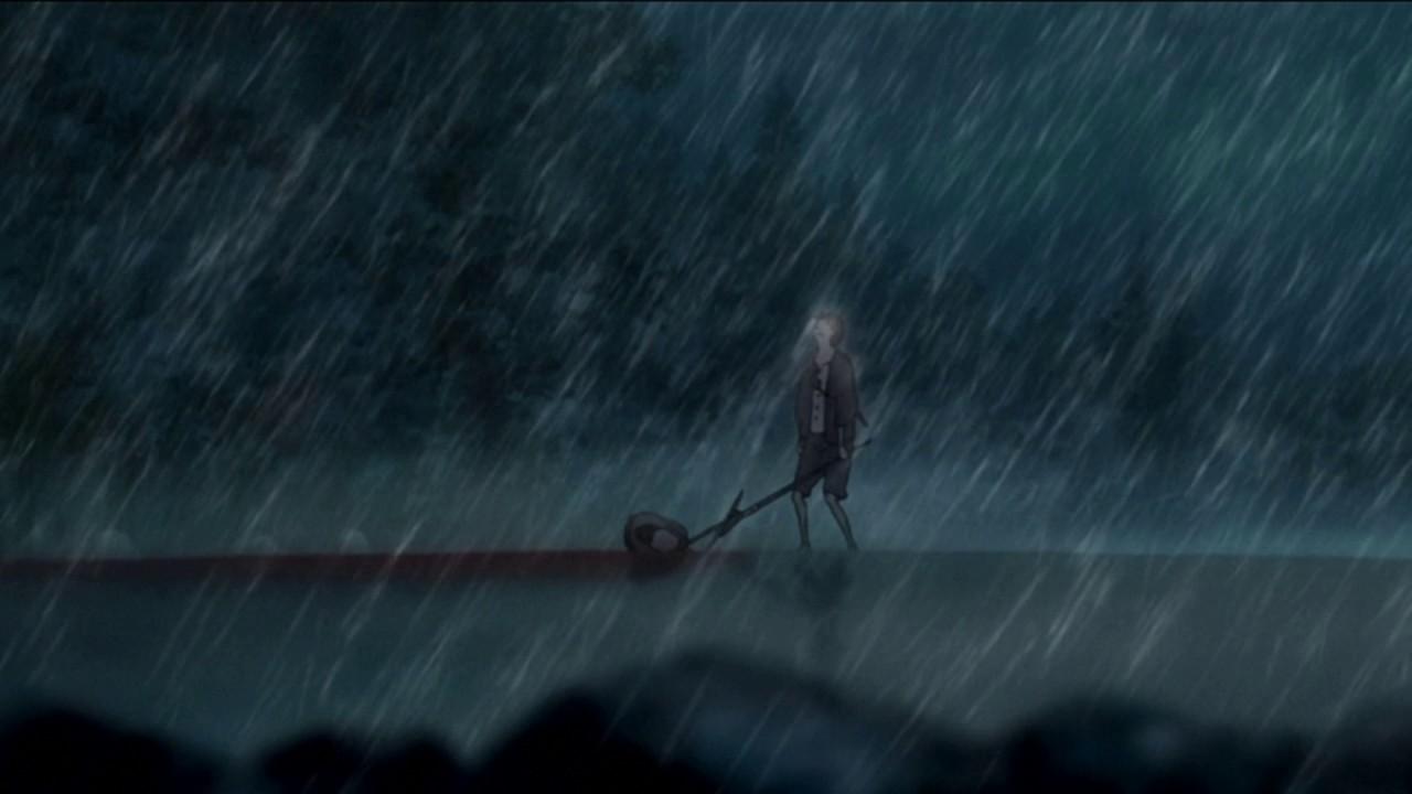 Wallpaper Gif Anime Nxbody The Rain Lofi Hiphop Youtube