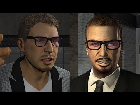 GTA Characters Don't Age Well (GTA IV & GTA V)