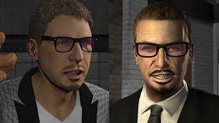 GTA characters don't age well (GTA IV & GTA V)