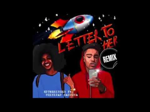 Letter to her remix audio
