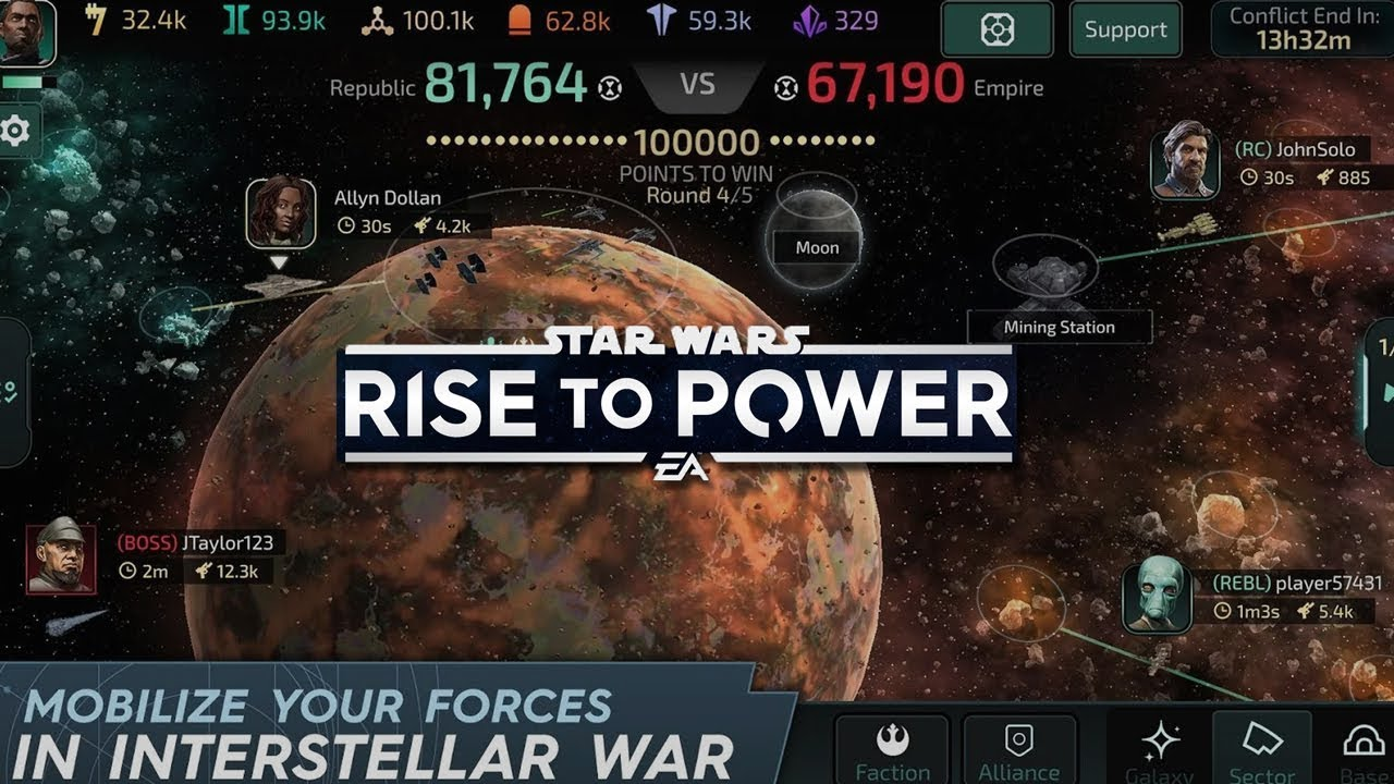 Star Wars: Rise to Power - Download and play NOW!