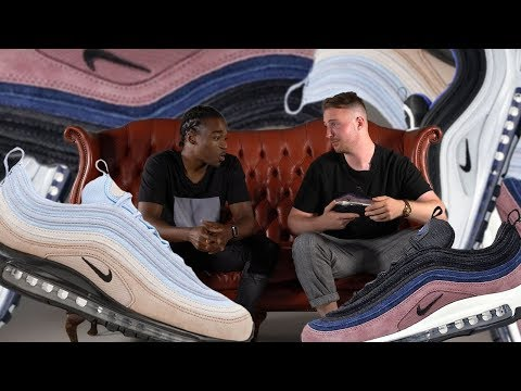 HOW TO STYLE THE NIKE AIR MAX 97