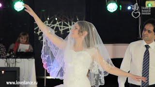 Медленный постановочный свадебный танец! Мило, трогательно и романтично!