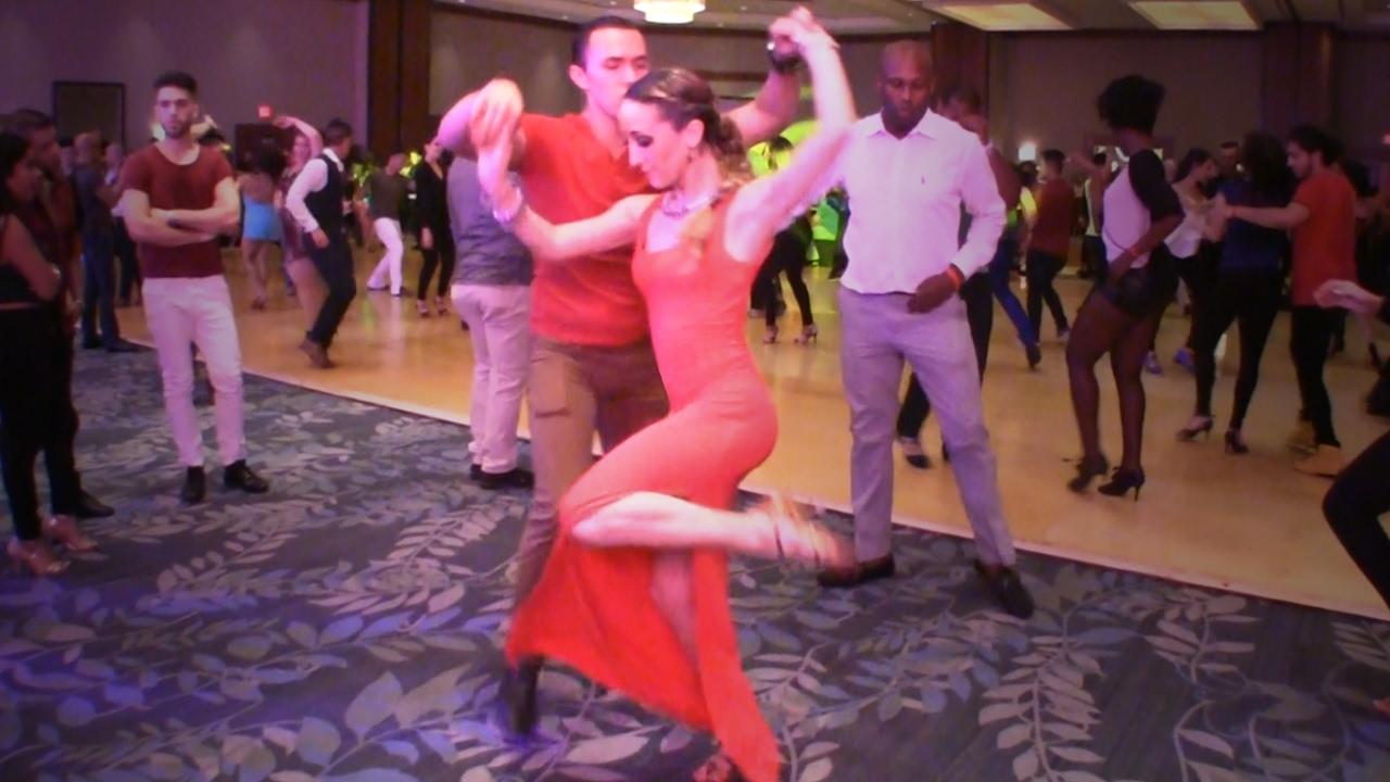 Salsa Social @ Army, Navy and Air Force Club Barrie