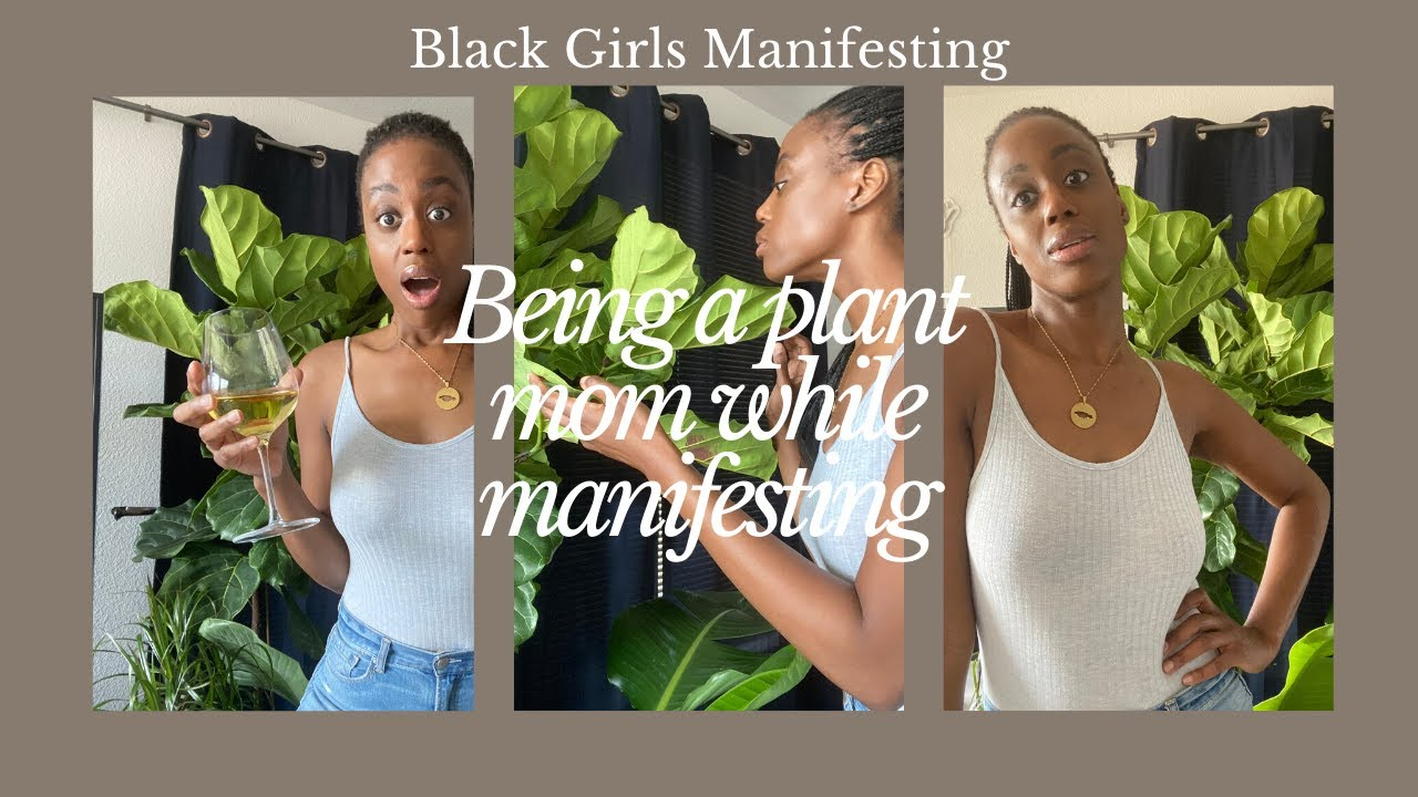Download Being a Plant Mom While Manifesting - YouTube