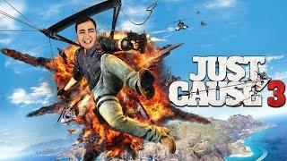 Just Cause 3 - Aksiyona Giriş #1