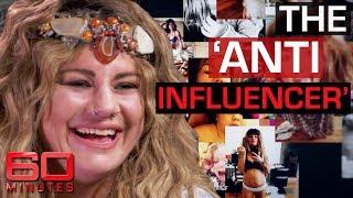 Polarising social media sensation Constance Hall | 60 Minutes Australia