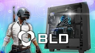 NZXT BLD Gaming PC Review with PUBG!