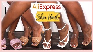 Aliexpress Shoe Haul Under $20 | Super Affordable