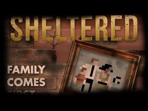 Игра Sheltered.часть 1