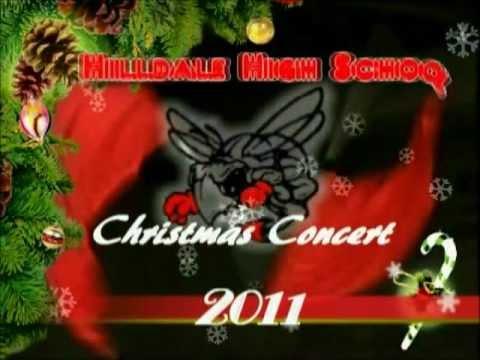 Marshmellow World - Hilldale High School Choir
