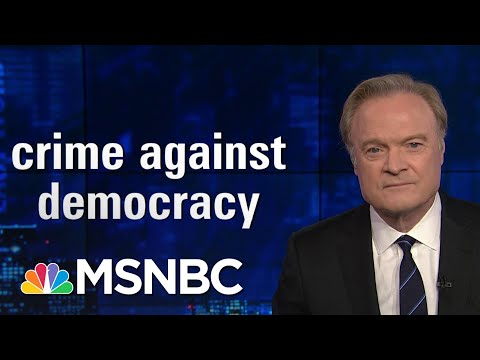 Lawrence: Emily Murphy Lied About The Transition For 15 Days | The Last Word | MSNBC