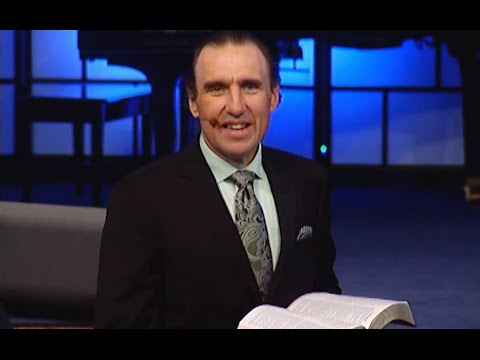 """Living in His Anointing"" Rodney Howard-Browne 05-05-2013"