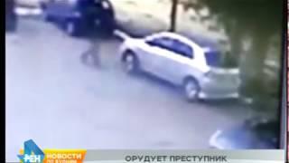 Неизвестный прокалывает колёса автомобилей в Иркутске