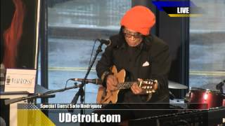 "Last Request - Sixto ""Sugarman"" Rodriquez - live @UDetroit Media Cafe"