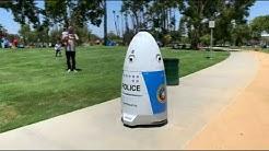 """""""Robocop"""" wacht über den Park"""