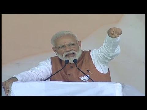 PM Shri Narendra Modi's public meeting in Meerut, Uttar Pradesh : 28.03.2019
