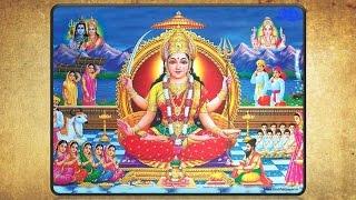 sarva badha vinirmukto durga mantra with english gujarati hindi lyrics