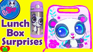 Littlest Pet Shop Lunch Box Surprises with Shopkins Season 3 and more