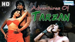 Repeat youtube video Adventures Of Tarzan - Kimi Katkar - Hemant Birje - Hindi Full Movies