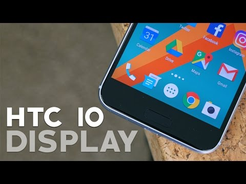 HTC 10 Challenge: LCD or AMOLED Display?