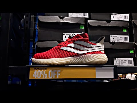 Adidas Outlet, long time no see!!!