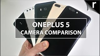OnePlus 5 Camera Comparison Vs Galaxy S8, iPhone 7 Plus, HTC U11, P10 Plus