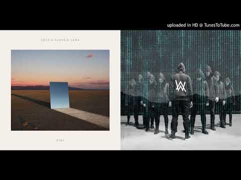 Alan Walker x Zedd ft. Alessia Cara - Stay Alone