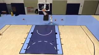 NBA 2K11 - 360 dunk by My 5'7 Point Guard