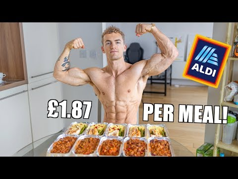 healthy-&-easy-meal-prep-on-a-budget-**under-£20-total**