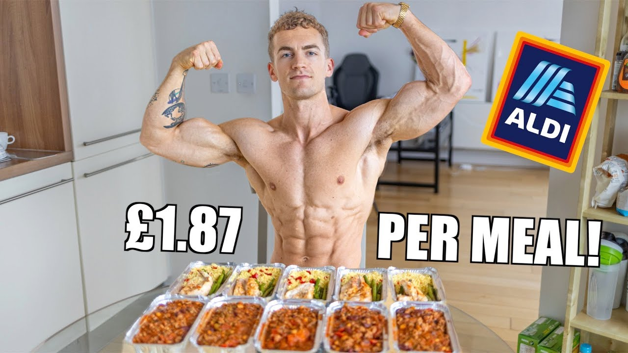 <div>Healthy & Easy Meal Prep on a Budget  **under £20 total**</div>