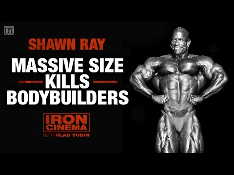 Shawn Ray: Massive Size Kills Bodybuilders | Iron Cinema Mp3