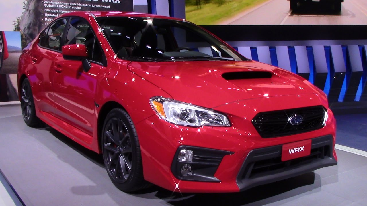 2018 subaru wrx price spring release specs walkthrough youtube. Black Bedroom Furniture Sets. Home Design Ideas