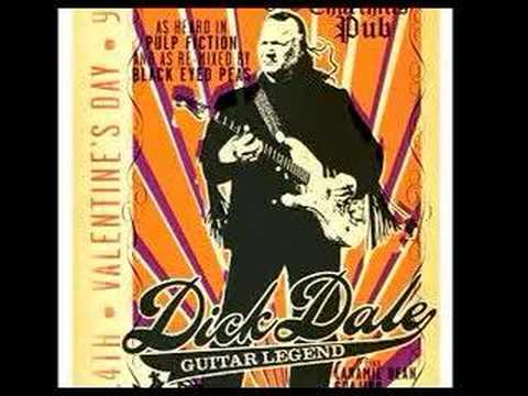 Dick Dale Unknown Territory 23