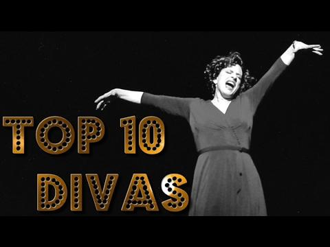 ITT // TOP 10 DIVAS
