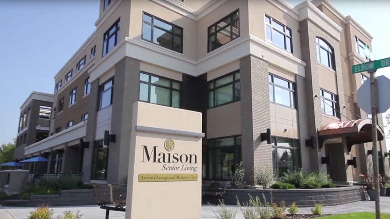 Maison calgary youtube - Maison jardin assisted living avignon ...