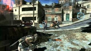 Ghost Recon Future Soldier ( Gameplay en Español )
