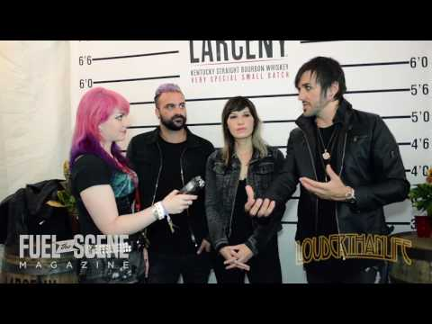 Interview with Sick Puppies at Louder Than Life