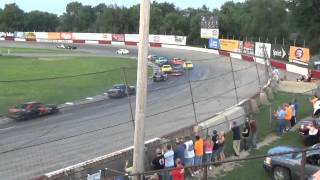 CMS August 9, 2014 pitstands Thumbnail