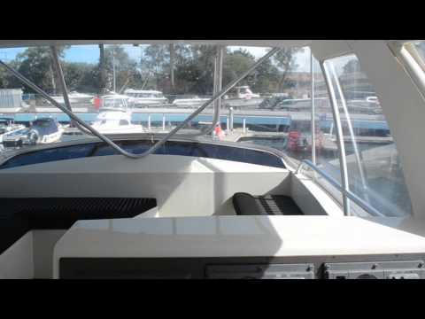 2008 Sailfish 4200 Flybridge