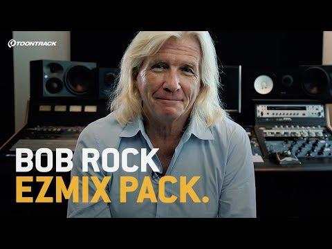 Bob Rock EZmix Pack | EZmix 2