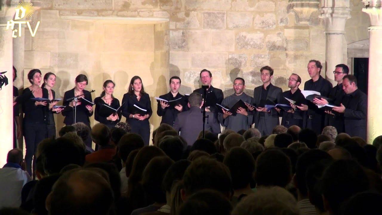 Download DAC Concert - Collège des Bernardins