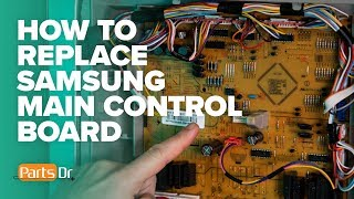 How to replace Samsung refrige…
