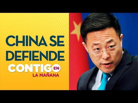 China acusó a Estados Unidos infiltrarles el coronavirus - Contigo en La Mañana