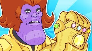 Yo Mama so Hot! Thanos Snap - Avengers: Infinity War - Vloggest