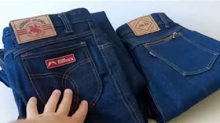 Какие джинсы я ношу сам и могу посоветовать к покупке