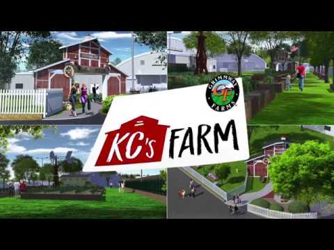 Groundbreaking Ceremony - KC's Farm at the Kern County Fairgrounds