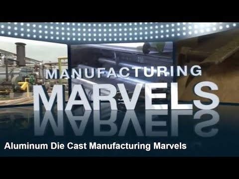 Custom Aluminum Die Casts- Manufacturing Marvels- RCM Industries, Inc.