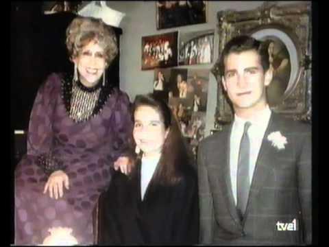 Olga Ramos. 1990. Pasa la vida con María Teresa Campos.